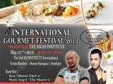 The Sages Institute International Gourmet Festival 2013