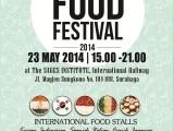 The Sages Institute Food Festival 2014 - Surabaya Indonesia