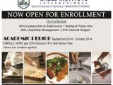 The Sages Institute Enrollment 2015/2016
