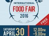International Food Festival 2016 - Sekolah Kuliner Surabaya