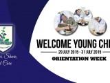 Orientation Week 2015 at Sages Institute School of Culinary Baking Pastry Surabaya